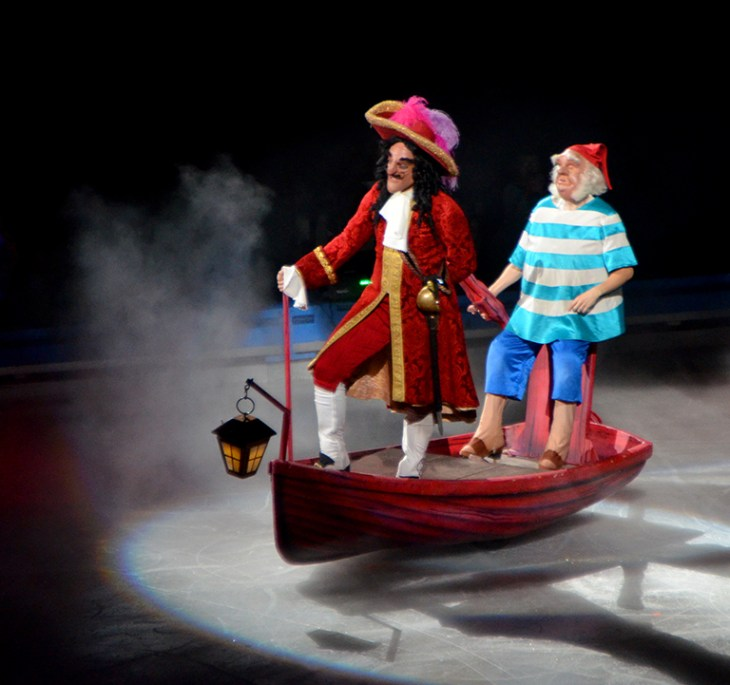 Captain Hook and Mr Smee