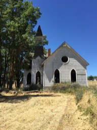 Beautiful Adbandoned Church in Oregon