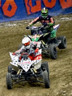 Monster Jam ATV Competition