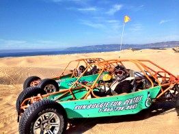 Rent Dune Buggies at Pismo Beach for a Family Sand Dune Adventure