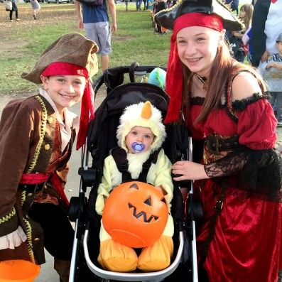 Family Halloween Event at Fairytale Town