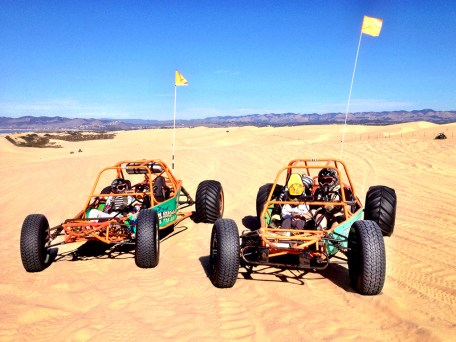 Family Dune Buggy Rentals in Pismo Beach