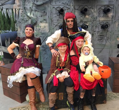 Halloween at Fairytale Town in William Land Park, Sacramento