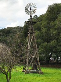 National Historic Site Windmill