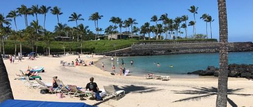 Mauna Lani Bay Hotel Beach and Snorkeling