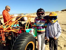 Rent Dune Buggies at Pismo Beach