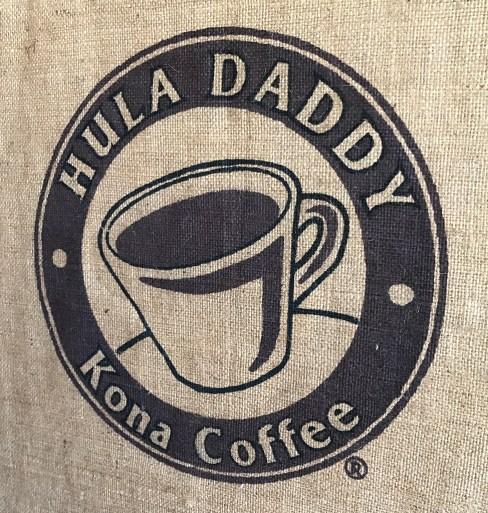 Hula Daddy Kona Coffee