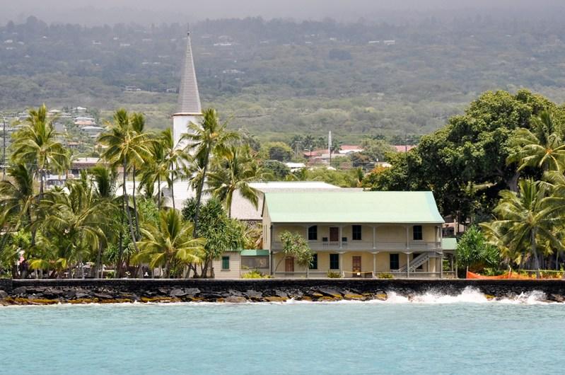 Hulihe'e Palace and Historic Moku'aikaua Church