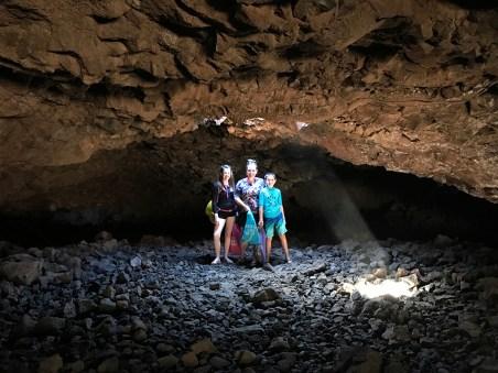 Lava Tube Shelter at the Mauna Lani Bay Hotel
