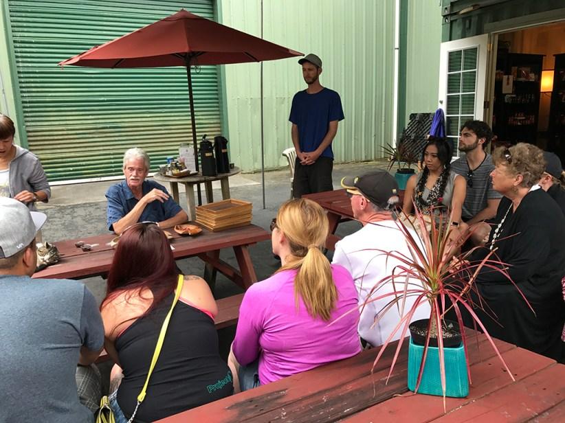 Free Mountain Thunder Kona Coffee Tours