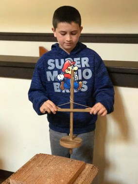 Chaw'se Regional Indian Museum Hands-on Exhibits
