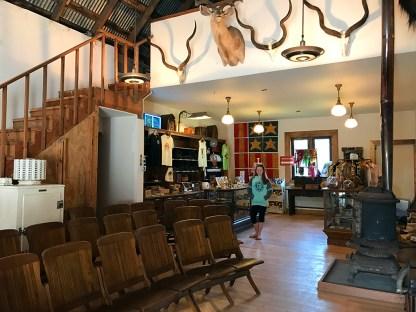 Inside the B Bryan Preserve Barn And Gift Shop