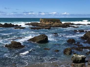Northern California Coastal Surf