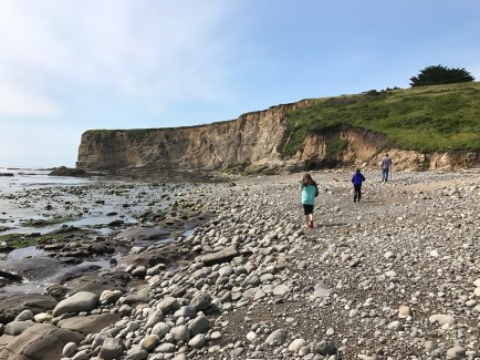 Walking the Moat Creek Coastal Access
