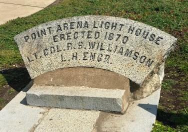 Granite Commemoration Marker