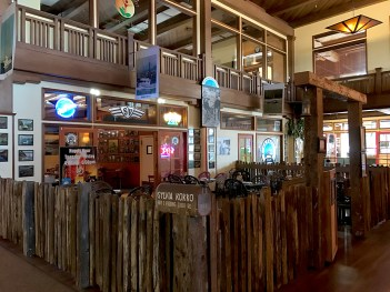 A Restaurant and Bar in Fort Bragg