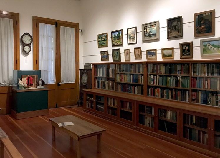 Shasta State Historic Park Museum