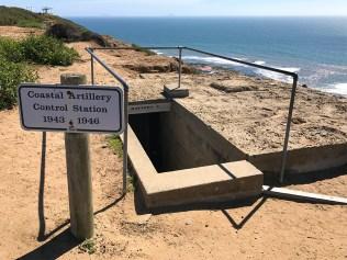 Coastal Artillery Control Station