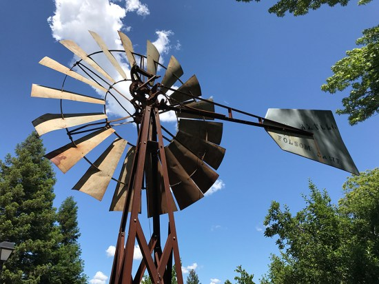 Learn about local history at the FOlsom Pioneer VIllage