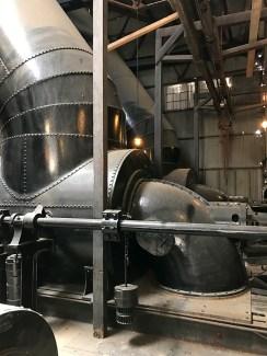 Folsom Hydroelectric Plant