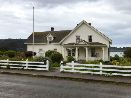 Ford House Museum in Mendocino
