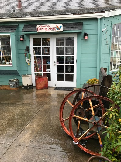 Mendocino Country Store