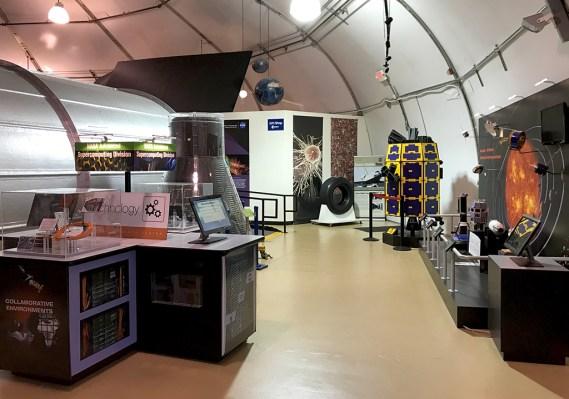 NASA Ames Visitor Center in Mountain View