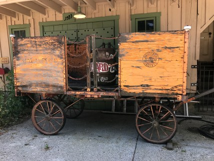 Pioneer Village in Folsom, California