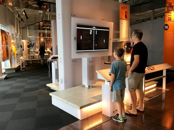 Play Pong at the Computer History Museum