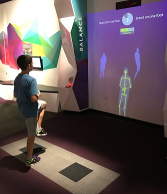 Interactive Science Museum for Families