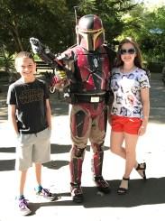 Star Wars Day at the Sacramento Zoo