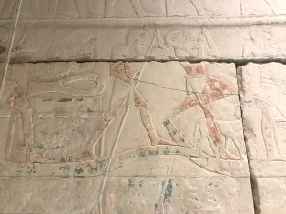 Authentic Egyptian Tomb Limestone Carvings