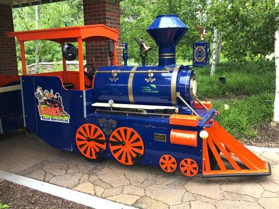 Kids Lionel Train Adventure