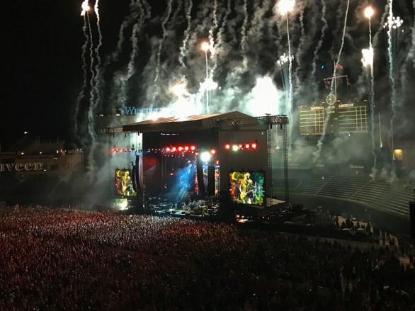 Sunshine Daydream Fireworks, Dead & Company Summer Tour Finale