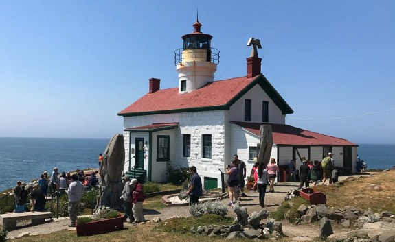 Battery Point Lighthouse In California
