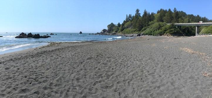 False Klamath Cove Beach