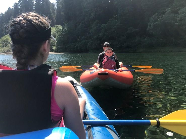Redwood Rides Kayaking Tour