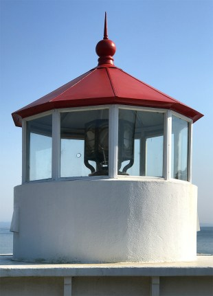 Trinidad Memorial Lighthouse Fresnel Lens