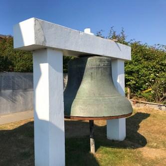 Trinidad Memorial Lighthouse Original Fog Bell