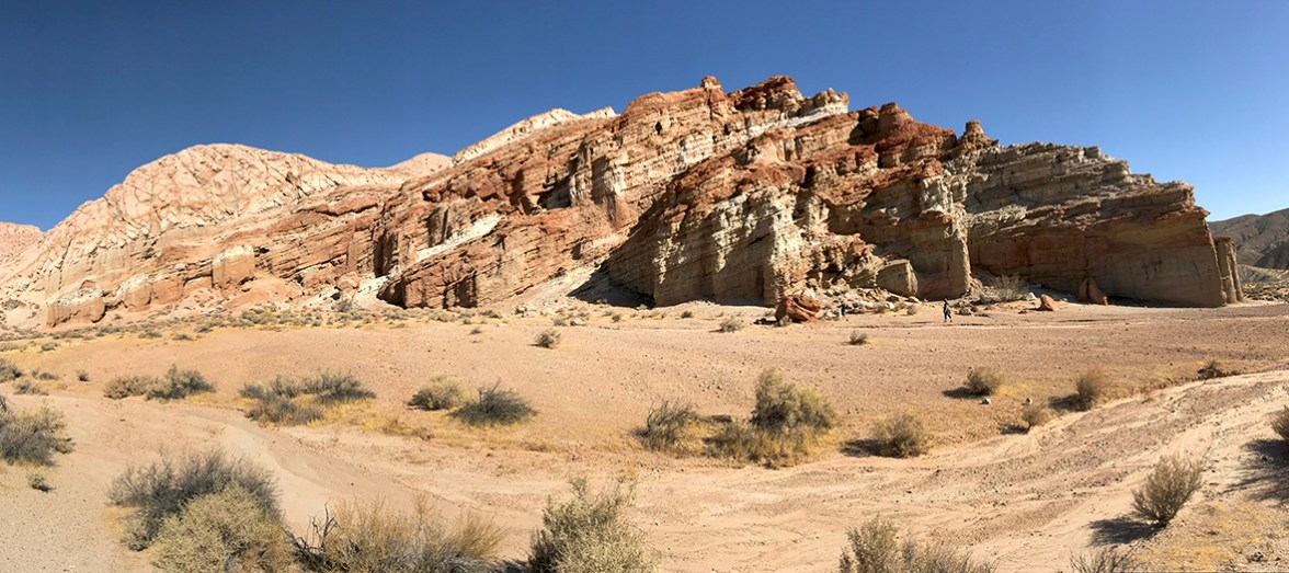 California State Park Red Cliffs Natural Preserve