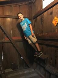 Carter Bourn Optical Illusion Gravity House