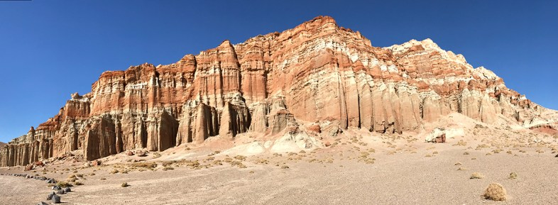 Red Cliffs Natural Preserve, California