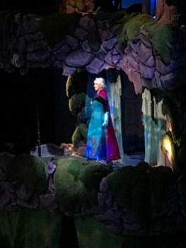 Sacramento Frozen Queen Elsa