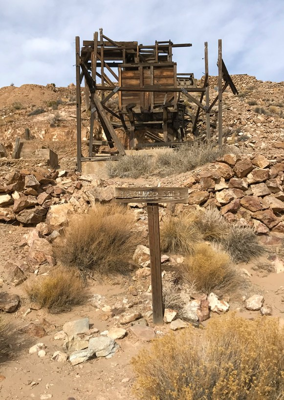 Cashier Mill Death Valley