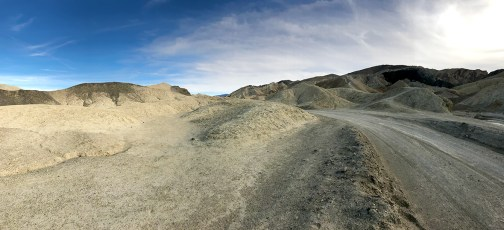 Twenty Mule Team Canyon Road