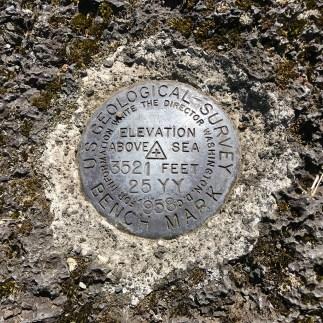 US Geological Survey Bench Mark