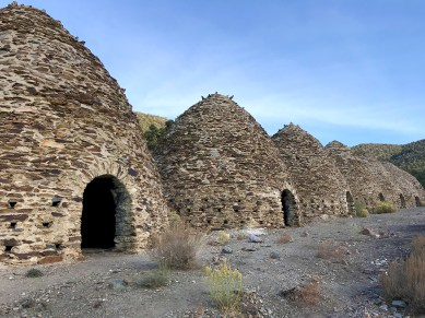 Old Wildrose Charcoal Kilns