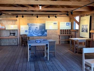Manzanar Block14 Exhibit