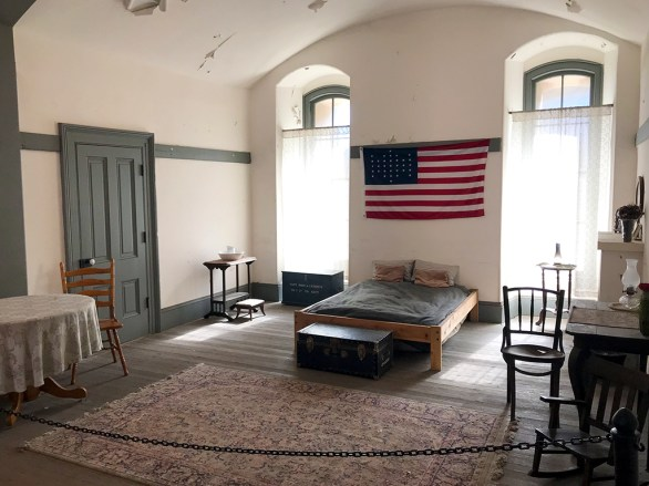 Fort Point Captain's Quarters