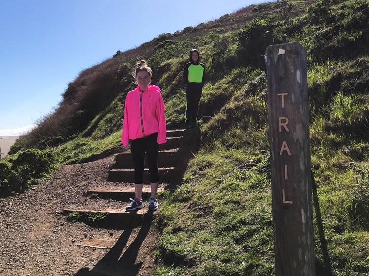 Twin Peaks Hiking Trail